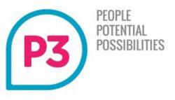 Logo for P3