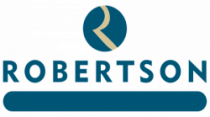 Logo for Robertson